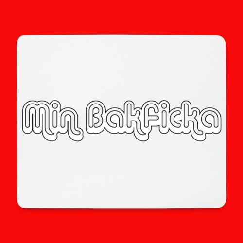 Min Bakficka - Musmatta (liggande format)
