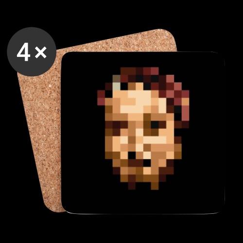 Accessoires PIXELFACE - Untersetzer (4er-Set)