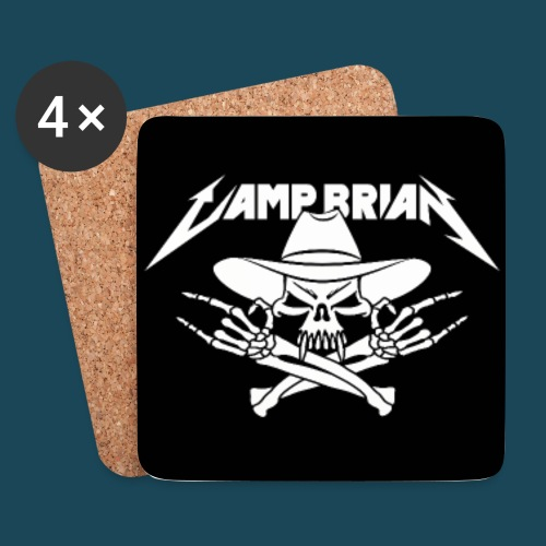 Camp Brian mobile devices PNG - Coasters (set of 4)