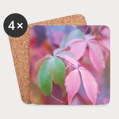 Flower - Untersetzer (4er-Set)