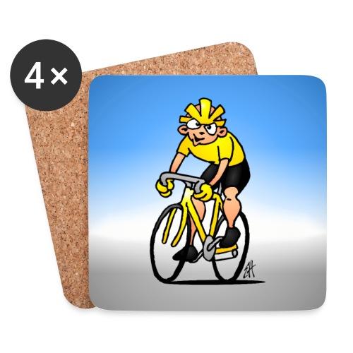 Cyclist - Coasters (set of 4)