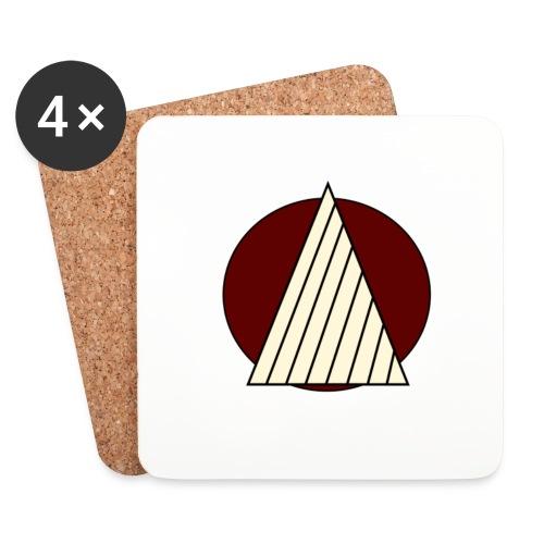 Fitzsim - Coasters (set of 4)