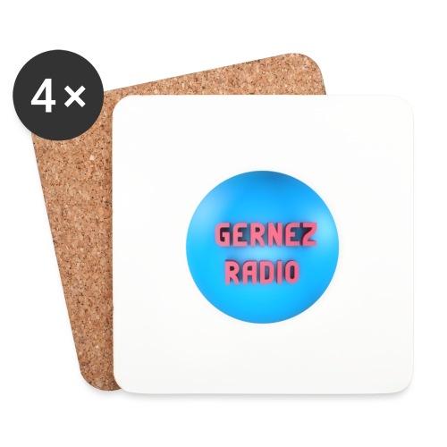 Logo png - Dessous de verre (lot de 4)