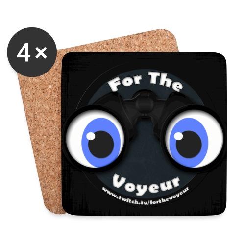 FTVdarkback - Coasters (set of 4)