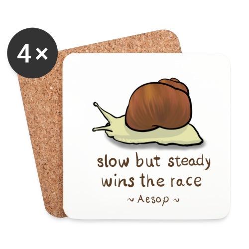 Snail - Coasters (set of 4)