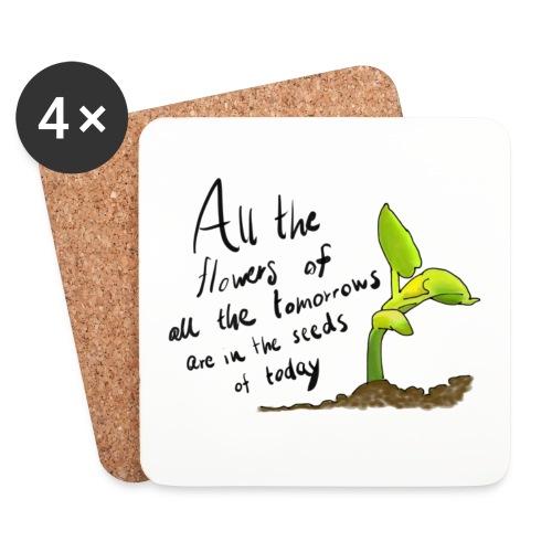 Life Quote - Coasters (set of 4)