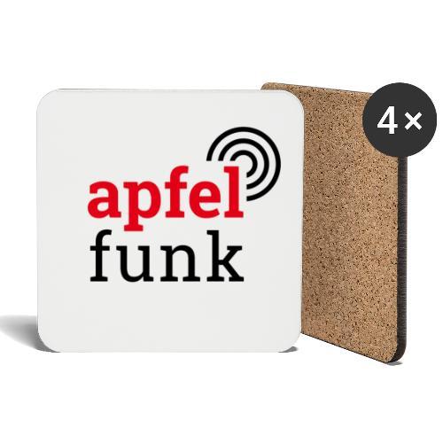 Apfelfunk Edition - Untersetzer (4er-Set)
