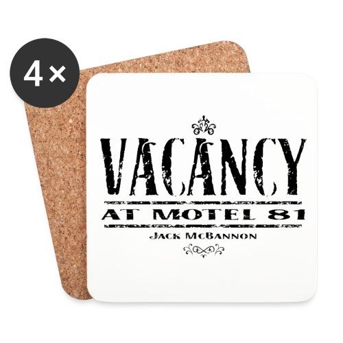 Vacancy At Motel 81 Part II - Untersetzer (4er-Set)