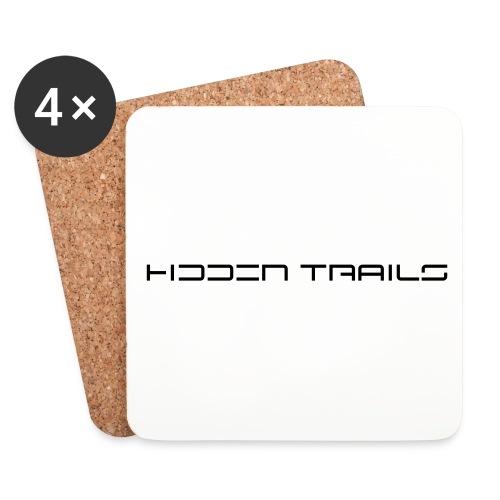 hidden trails - Untersetzer (4er-Set)