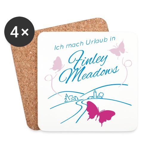 Finley Meadows - Untersetzer (4er-Set)