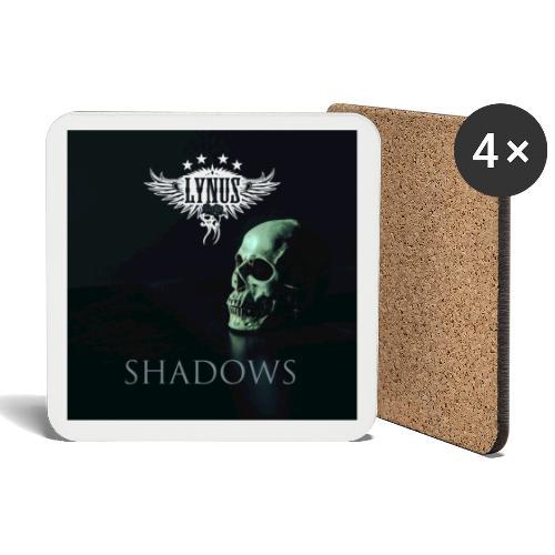 Lynus Shadows EP Art Promo Design - Coasters (set of 4)