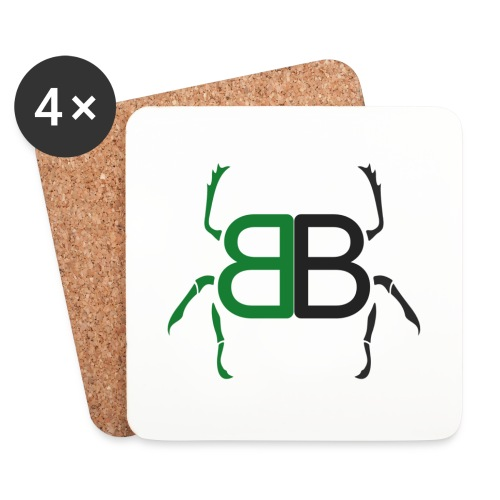 BB Merchandise - Coasters (set of 4)