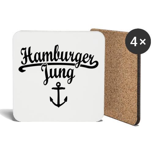 Hamburger Jung Klassik Hamburg - Untersetzer (4er-Set)