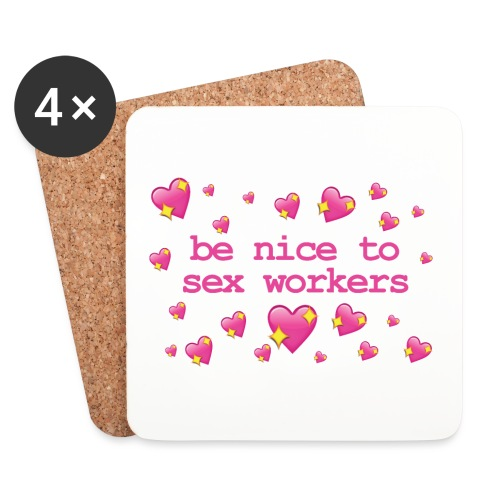 benicetosexworkers - Coasters (set of 4)