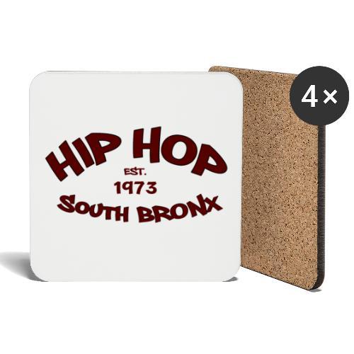 Hip Hop/Est.1973/South Bronx - Coasters (set of 4)
