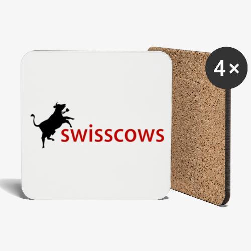 Swisscows - Untersetzer (4er-Set)