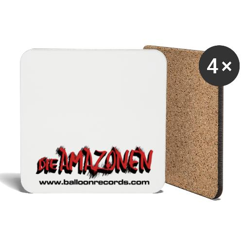 Die Amazonen - Untersetzer (4er-Set)