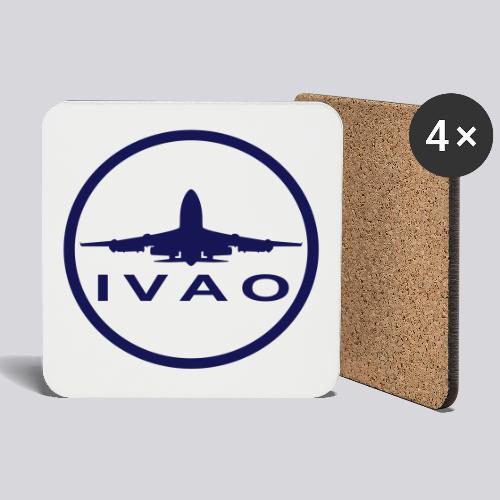 IVAO - Coasters (set of 4)