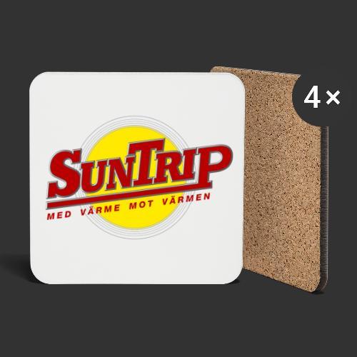 SunTrip originalet - Underlägg (4-pack)