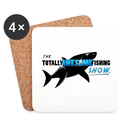 TAF LOGO 27 01 png - Coasters (set of 4)