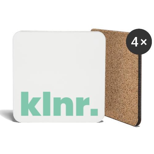 klnr. Design - Untersetzer (4er-Set)