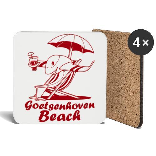 Goetshoven Beach - Coasters (set of 4)