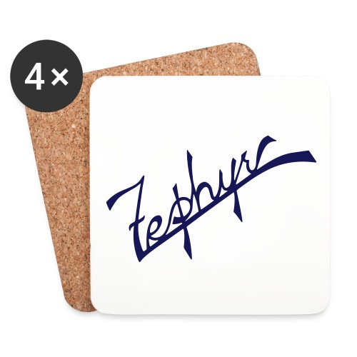 zephyr_logo - Underlägg (4-pack)