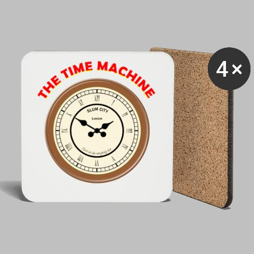 The Time Machine - Coasters (set of 4)