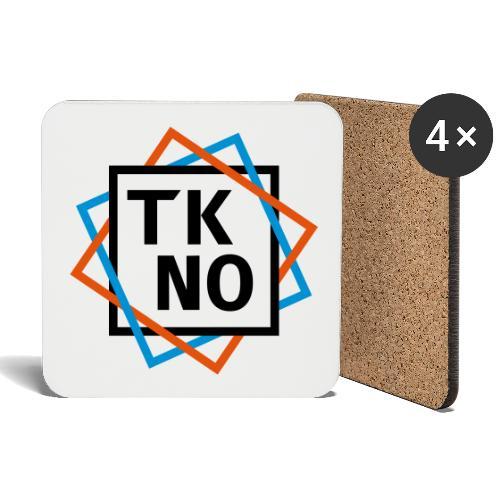 TKNO - Untersetzer (4er-Set)