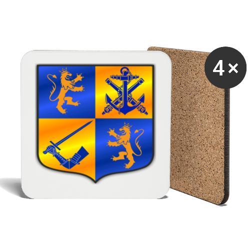Swedish Viking - Underlägg (4-pack)