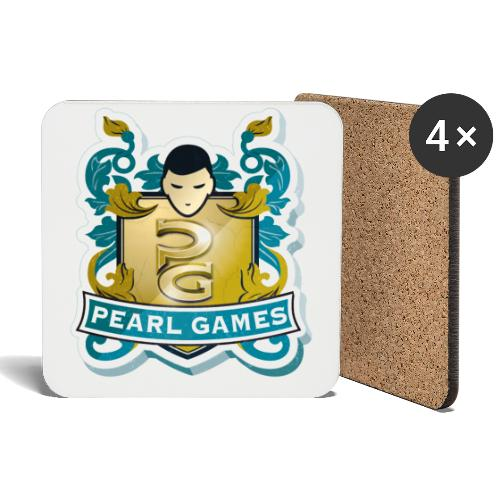 PEARL GAMES - Dessous de verre (lot de 4)