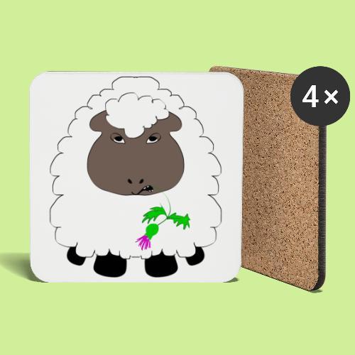 Sheep - Coasters (set of 4)
