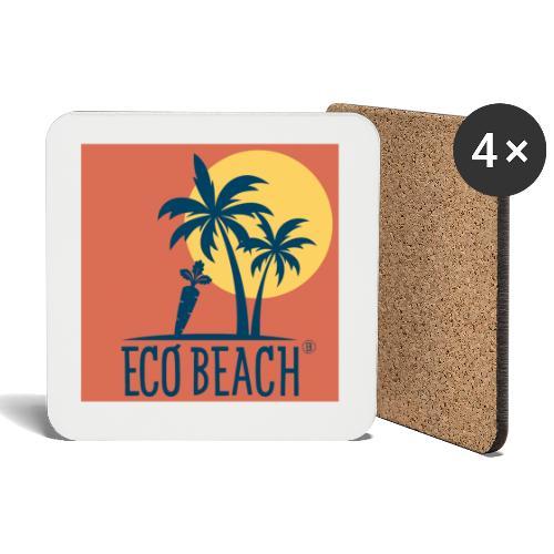 ECO BEACH - Untersetzer (4er-Set)