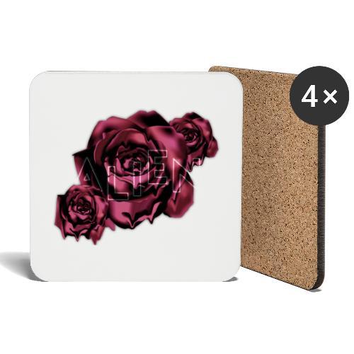 Rose Guardian Small - Brikker (sett med 4)