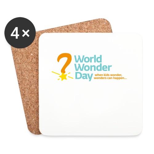 World Wonder Day - Coasters (set of 4)