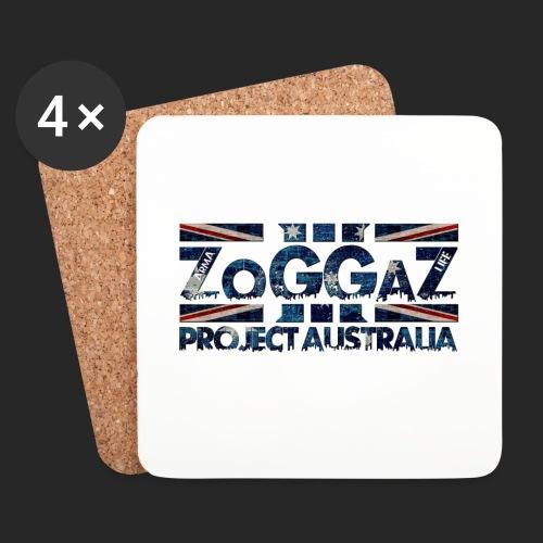 ZoggaZ_AUS2 - Untersetzer (4er-Set)