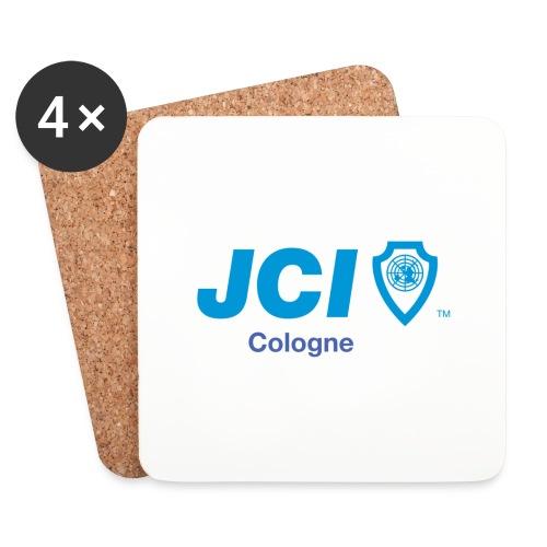 JCI Cologne - Untersetzer (4er-Set)