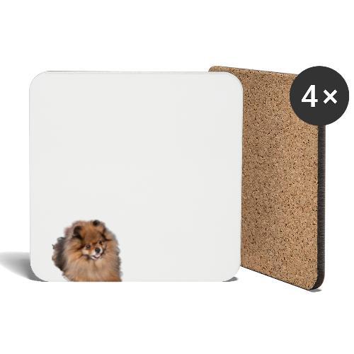 Pomeranian - Underlägg (4-pack)