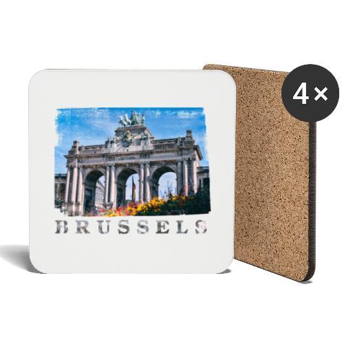Brussels | Jubelpark - Onderzetters (4 stuks)