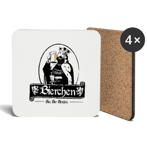 Bierchen - Untersetzer (4er-Set)