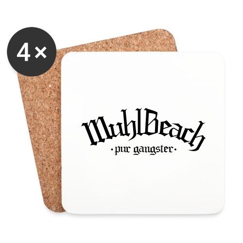 Muhlbeach Classic - Dessous de verre (lot de 4)