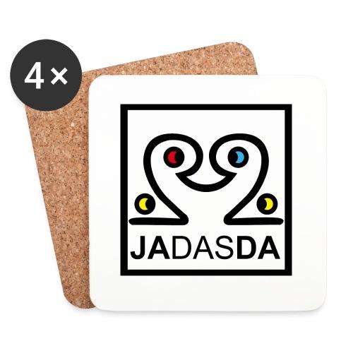 JADASDA-Logo - Untersetzer (4er-Set)