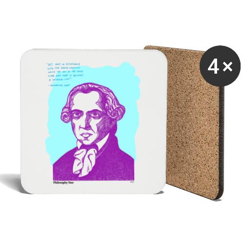Kant's Categorical Imperative - Coasters (set of 4)