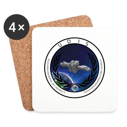 logo guilde png - Dessous de verre (lot de 4)