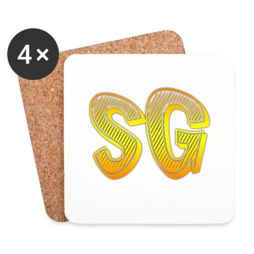 SG Donna - Sottobicchieri (set da 4 pezzi)