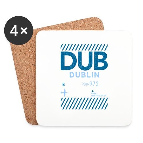 Dublin Ireland Travel - Coasters (set of 4)