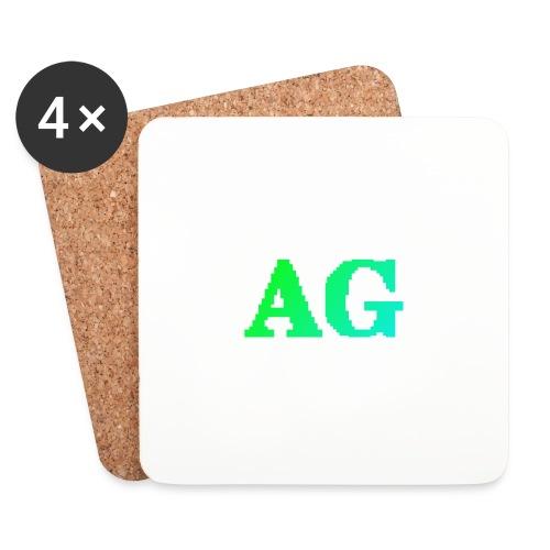 ATG Games logo - Lasinalustat (4 kpl:n setti)