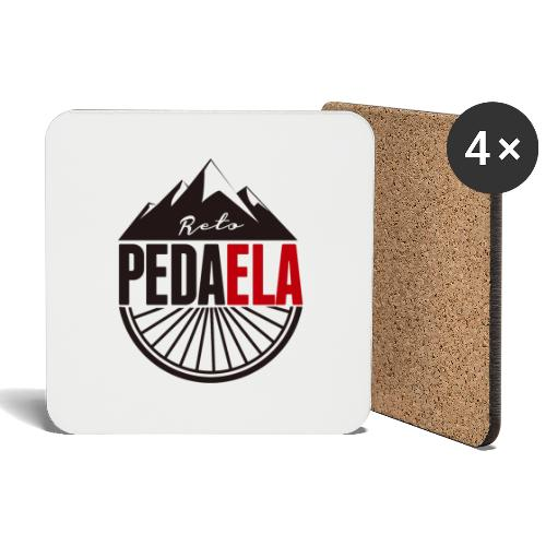 PEDAELA - Posavasos (juego de 4)