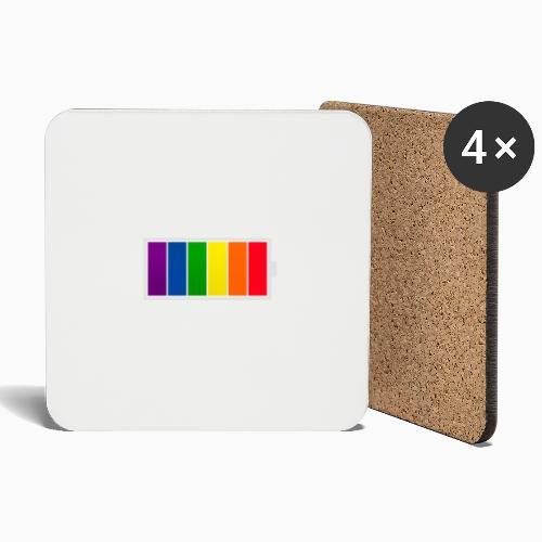 Fulladet for Pride - Coasters (set of 4)