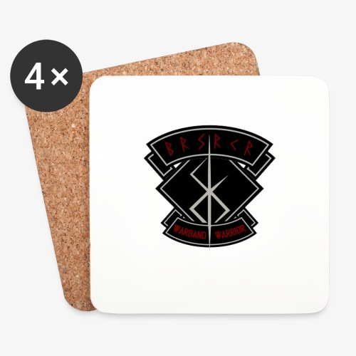 warband patch - Coasters (set of 4)